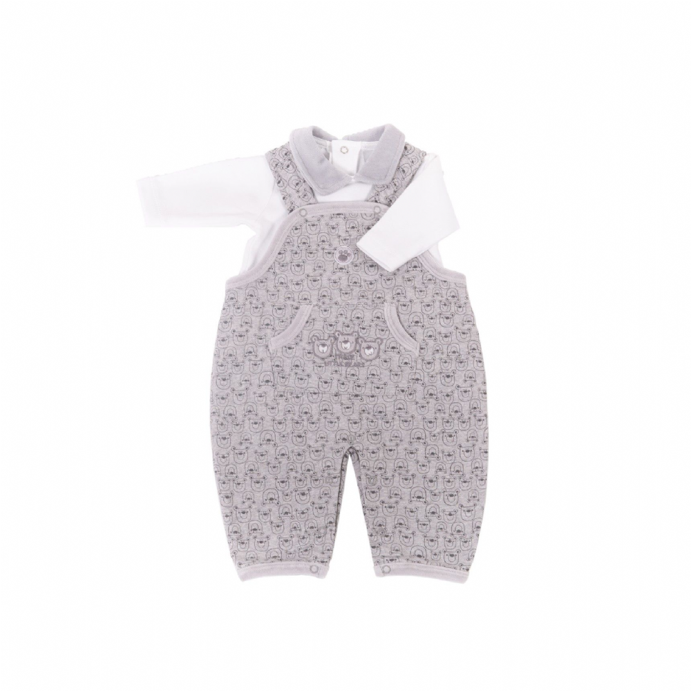 AV2129  Three Bears Dungaree